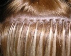 alenis oldalra hajhosszabbítás